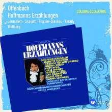 Jacques Offenbach (1819-1880): Les Contes D'Hoffmann (in dt.Spr.), 3 CDs