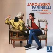 Philippe Jaroussky - Farinelli, CD