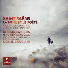 Camille Saint-Saens (1835-1921): Violinkonzert Nr.3, CD