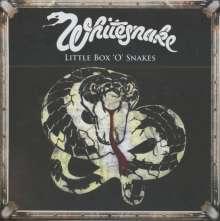 Whitesnake: Little Box 'O' Snakes, 8 CDs