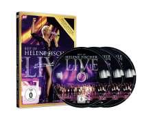 Helene Fischer: Best Of Live - So wie ich bin (DVD + 2CD), 3 DVDs
