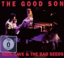 Nick Cave & The Bad Seeds: The Good Son (Collector's Edition), 1 CD und 1 DVD