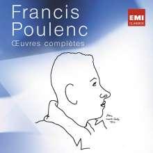 Francis Poulenc (1899-1963): Das Gesamtwerk, 20 CDs