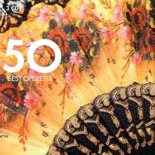 50 Best Operetta (EMI), 3 CDs