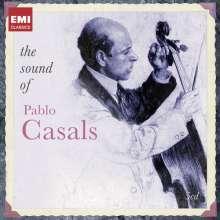 Pablo Casals - The Sound of, 4 CDs