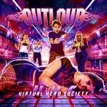Outloud: Virtual Hero Society (Limited-Edition) (Red Vinyl), 2 LPs