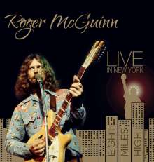 Roger McGuinn: Live In New York - Eight Miles High (180g), LP