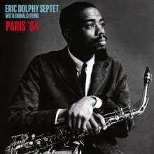 Eric Dolphy & Donald Byrd: Paris '64, CD