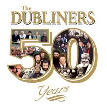 The Dubliners: 50 Years, 3 CDs