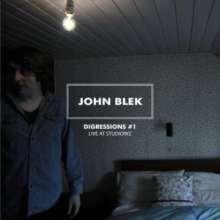 John Blek: Digressions #1 (Live At Studiowz), CD