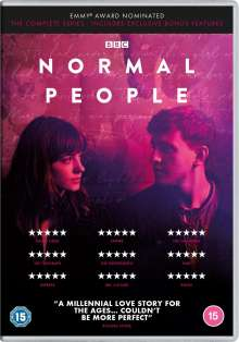 Normal People (2020) (UK Import), 2 DVDs