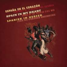 Spanien im Herzen: Lieder des Spanischen Bürgerkrieges (7CD + DVD), 7 CDs und 1 DVD