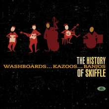 Washboards... Kazoos... Banjos: The History Of Skiffle (Box-Set), 6 CDs