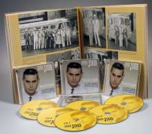 George Jones (1931-2013): Birth Of A Legend: The Truly Complete Starday And Mercury Recordings 1954 - 1961, 6 CDs