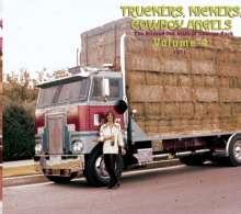 Truckers, Kickers, Cowboy Angels Vol.4, 2 CDs