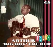 "Arthur ""Big Boy"" Crudup: Rocks, CD"