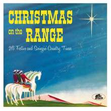 Christmas On The Range: 26 Festive And Swingin' Country Tunes, CD