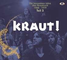 KRAUT! - Die innovativen Jahre des Krautrock 1968 - 1979 Teil 3, 2 CDs