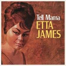 Etta James: Tell Mama (180g), LP