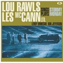 Lou Rawls & Les McCann: Stormy Monday (180g), LP