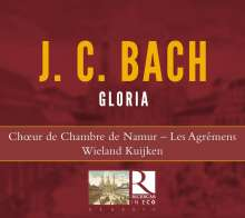 Johann Christian Bach (1735-1782): Gloria G-Dur, CD
