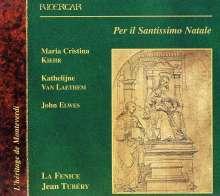 Maria Cristina Kiehr - Per il Santissimo Natale, CD