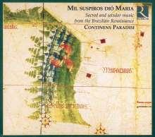 Mil Suspiros Dio Maria - Music from Brazilian Renaissance, CD