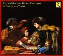Biagio Marini (1597-1665): Canzone,Sonaten & Madrigale, CD