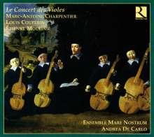 Le Concert des Violes, CD
