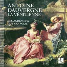 Antoine Dauvergne (1713-1797): La Venitienne, 2 CDs