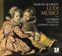 Samuel Scheidt (1587-1654): Ludi musici, CD