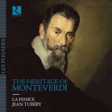 La Fenice - The Heritage of Monteverdi, 7 CDs