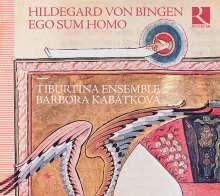 Hildegard von Bingen (1098-1179): Ego sum Homo - Musikalische Visionen der Hildegard von Bingen, CD