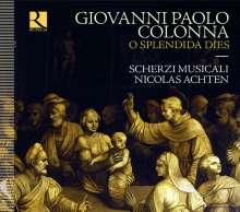 Giovanni Paolo Colonna (1637-1695): Motetti a due et tre voci op.3, CD