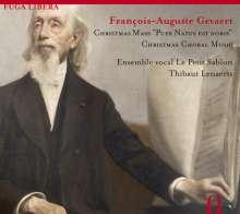 Francois-Auguste Gevaert (1828-1908): Grand Messe de Noel, CD