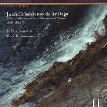Juan Arriaga (1806-1826): Symphonie D-Dur, 2 CDs