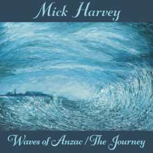 Mick Harvey: Filmmusik: Waves Of Anzac / The Journey (Limited Edition) (Clear Vinyl), LP