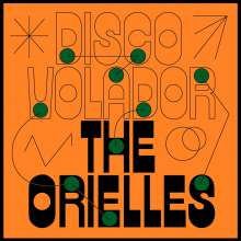The Orielles: Disco Volador (Limited Edition) (Colored Vinyl), LP