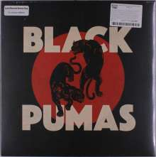 Black Pumas: Black Pumas (Limited Edition) (Colored Vinyl), LP