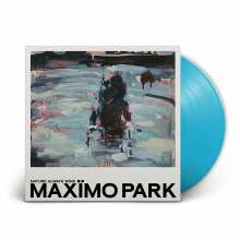Maxïmo Park: Nature Always Wins (180g) (Limited Edition) (Turquoise Vinyl), LP