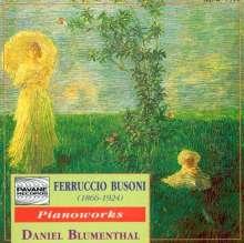 Ferruccio Busoni (1866-1924): Etüden op.16 Nr.1-6, CD