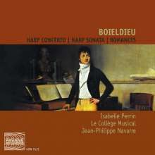 Francois Adrien Boieldieu (1775-1834): Harfenkonzert C-dur, CD