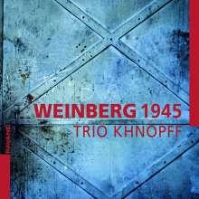 Mieczyslaw Weinberg (1919-1996): Klaviertrio op.24, CD