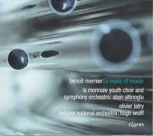 Benoit Mernier (geb. 1964): Orgelkonzert, CD
