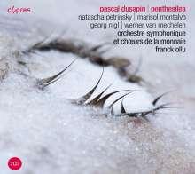 Pascal Dusapin (geb. 1955): Penthesilea, 2 CDs