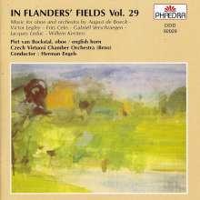Piet van Bockstal spielt Oboenkonzerte, CD