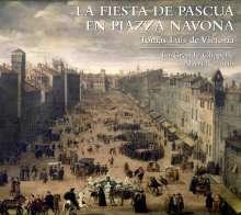 Tomas Louis de Victoria (1548-1611): La Fiesta de Pascua en Piazza Navona, 2 CDs