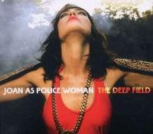 Joan As Police Woman: The Deep Field (Translucent Orange Vinyl), 2 LPs