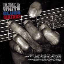 Black & White Blues Guitar, 2 CDs