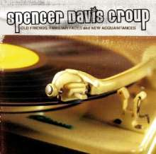 Spencer Davis: Old Friends, Familiar Faces & New.., CD